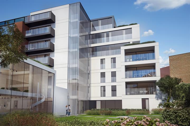 SKY9 gelijkvloers luxe appartement - slide 1