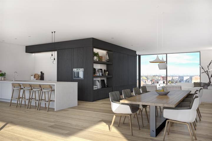 SKY9 gelijkvloers luxe appartement - slide 2